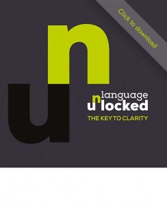Language Unlocked Brochure